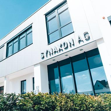 101/Synaxon Gebäude Bild